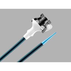 Piekļuves un uretera aizsardzības katetrs pie fleksiblās uretrorenoskopijas