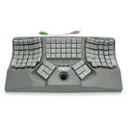 Ergonomiskā klaviatūra 3D