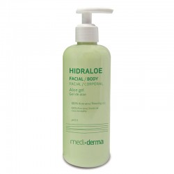 HIDRALOE Aloe gel, Alvejas gels, 250 ml