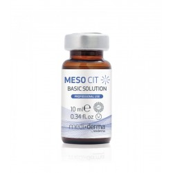 MESO CIT BASIC SOLUTION, 5 x 10 ml