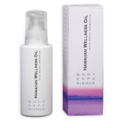 HAWAIIAN WELLNESS OIL Aromatic dry body oil, Aromātiska sausa ķermeņa eļļa, 200 ml