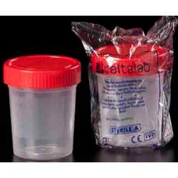 Urīna konteiners 150ml, sterils