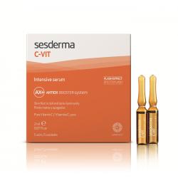 C-VIT Intensīvs serums ampulās, 5x2ml