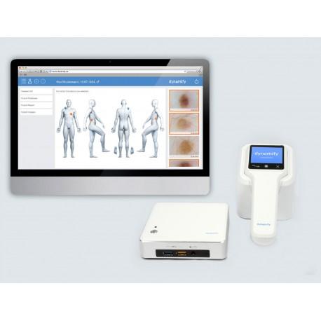 Bezvadu dermatoskops ar piederumiem Dynamify (Vācija)