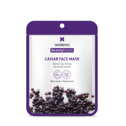 BEAUTY TREATS Caviar Face Mask, Kaviāra sejas maska