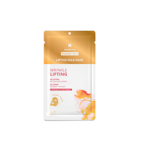 BEAUTY TREATS Lifting Gold Mask, Liftinga zelta maska