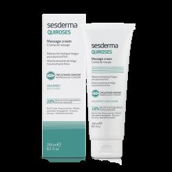 QUIROSES Massage cream, Masāžas krēms, 250 ml