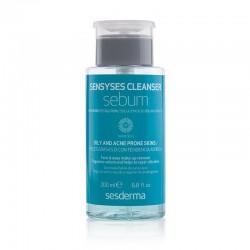 SENSYSES Liposomāls sejas tīrīšanas līdzeklis problemātiskai ādai, 200 ml