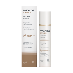 AZELAC RU Cream gel, Depigmentējošs gēlkrēms, 50 ml