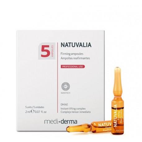 NATUVALIA Firming, Ampulas, 5x2 ml