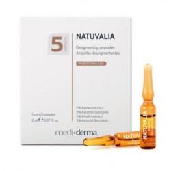 NATUVALIA Bleaching, Ampulas, 5x2 ml