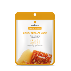 BEAUTY TREATS Honey Bee Mask, Sejas maska