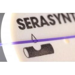 SERASYNTH gara absorbcijas perioda ķirurģisks šujamais materiāls
