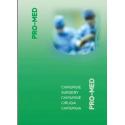 PRO-MED visa veida konvencionāli ķirurģiski instrumenti
