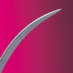 Sterilizējamas ķirurģiskas adatas ar actiņu
