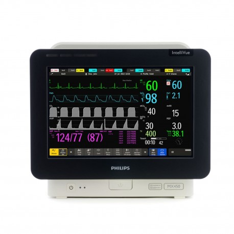 Pacienta monitors Philips IntelliVue MX450
