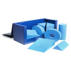Rentgenogrāfiju pozicionēšanas līdzekļu komplekts Protecx